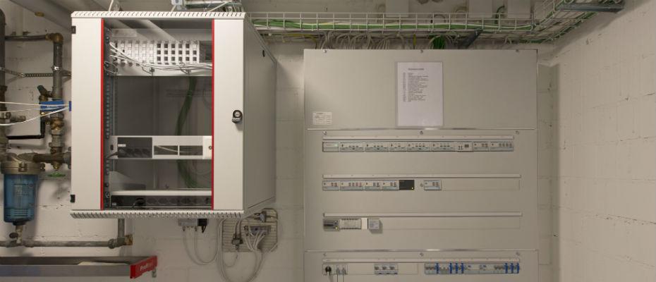 Daten Netzwerke / Heimverkabelungen - Elektro Fröhli
